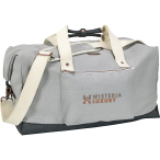 "Cutter & Buck® 19"" Cotton Weekender Duffel - 14.5"" H X 11"" W X 19"" D"
