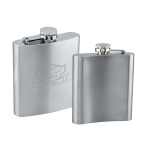 Stainless Steel Flask Travel Mugs - 6 oz.