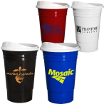 Econo Everlasting Party Cup with Lid - 16 oz.