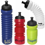 Accordion Water Bottle - 28 oz.