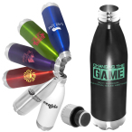 Vacuum Insulated Bottle - 17 oz.