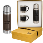 Empire™ Thermos & Coffee Cups Gift Set