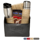 Casablanca™ Thermos, Tumbler & Journal Ghirardelli® Gift Set