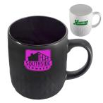 16 Oz Textured Ceramic Mug