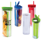 20 Oz. Fruit Infusion Straw Tumbler