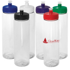 32 Oz. Freedom Bottle With Push-Pull Lid