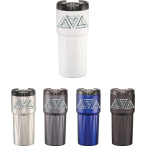 Pyramid Copper Vacuum Insulated Tumbler 20oz