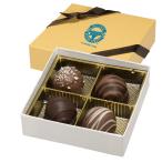 Fascia's Gourmet Truffles Chocolate -  4 oz.