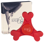 PromoSpinner™ - Heart with Custom Box