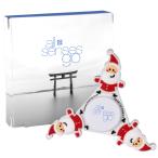 PromoSpinner™ - Santa with Custom Box