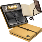 Ferrero Rocher®  Chocolates & Journal Notebook Gift Set
