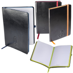 "Venezia™ Journal Notebook - 5""w x 7""h x 0.5""d"