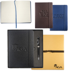 Textured Tuscany™ Journal Notebook & Executive Stylus Pen Set