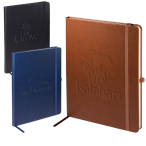 "Tuscany™ Large Journal Notebook - 7-1/2""w x 9-7/8""h x 0.625""d"