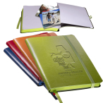 "Venezia™ Carnivale Journal Noteook - 5""w x 7""h x 0.5""d"
