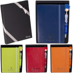 Venezia™ Carnivale Journal & MopTopper™ Stylus Pen Set