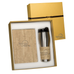 Casablanca™ Journal & Tumbler Gift Set