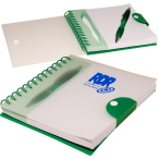 "Stowaway Pen/Journal Notebook Set - 6""w x 7""h x 0.5""d"