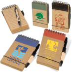 "Pocket  Eco-Notebook Combo - 3""w x 5""h"