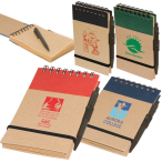 "Pocket Eco-Notebook Jotter - 3""w x 5""h"