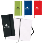 "Comfort Touch Bound Journal - 3.5"" w x 6.5"" h x .4375"" d"