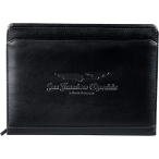 "Manchester Zippered Padfolio - 10"" H X 1"" W X 13"" D"