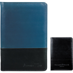 "Windsor Reflections Jr. Zippered Padfolio - 9.5"" H X 1"" W X 6.5"" D"