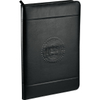 "Windsor Impressions Zippered Padfolio - 13.25"" H X 1"" W X 9.62"" D"