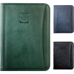 "DuraHyde Zippered Padfolio - 13.5"" H X 1.5"" W X 10"" D"