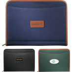 "Northwest Zippered Padfolio -  10"" H X 1"" W X 13.5"" D"