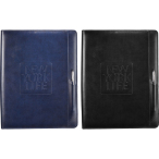 "Cross® Classic Zippered Padfolio - 12.5"" H X 10"" D"