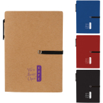 "4"" x 5.5"" Stretch Notebook - 5.625"" H X 4"" W"
