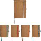 "Eco Color Bound JournalBook™ - 8.5"" H X 0.55"" W X 5.67"" D"