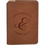 "Field & Co. Campster Refillable Pocket Journal - 6"" H X 4"" D"