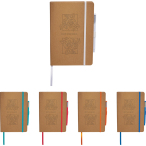 "Eco Color Bound JournalBook Bundle Set - 8.5"" H X 0.55"" W X 5.67"" D"
