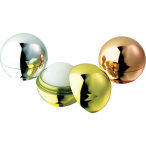 Metallic Non-SPF Raised Lip Balm Ball