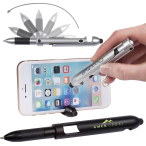 Robot Phone Holder Pen with Stylus