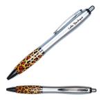 Emissary Click Pen - Leopard Print
