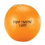 Orange Stress Reliever
