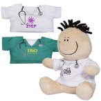 MopTopper™ Plush -Doctor & Nurse