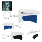 Mini Emergency Auto Set Key Chain