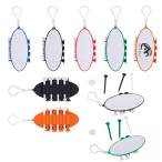 Golf Tool Set Key Tag