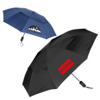 Vented Auto Open Folding Umbrella - 44""