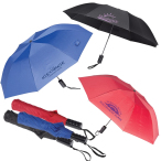 Auto Open Folding Umbrella - 42""