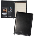 "Zippered Magnetic Photo Portfolio - 9-1/2""w x 12-1/2""h x 1""d"