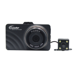 Custom Branded 3 Inch Full HD 1080P Dash Cam Front and Rear Dual Dash Camera Car DVR