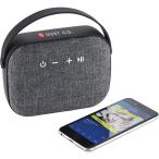 Woven Fabric Bluetooth Speaker