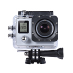 Ultra HD 4K WiFi Action Camera with Dual Screens