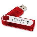 Retro Swivel USB Drive 8 GB