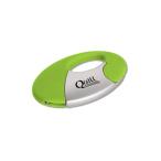 Oval Shaped Swivel USB Drive 1 GB